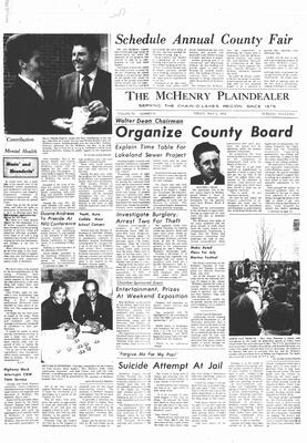 McHenry Plaindealer (McHenry, IL), 5 May 1972