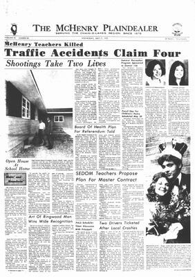 McHenry Plaindealer (McHenry, IL), 17 May 1972