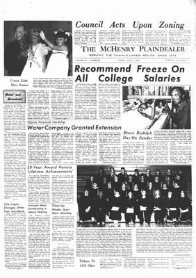 McHenry Plaindealer (McHenry, IL), 2 Jun 1972