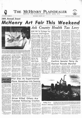 McHenry Plaindealer (McHenry, IL), 21 Jun 1972
