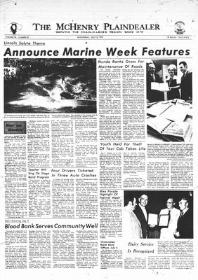 McHenry Plaindealer (McHenry, IL), 5 Jul 1972