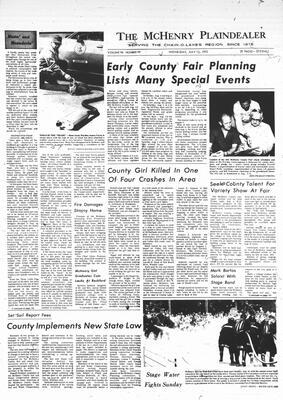 McHenry Plaindealer (McHenry, IL), 12 Jul 1972