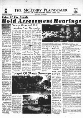 McHenry Plaindealer (McHenry, IL), 16 Aug 1972