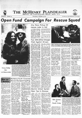 McHenry Plaindealer (McHenry, IL), 18 Oct 1972