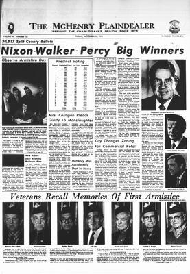 McHenry Plaindealer (McHenry, IL), 10 Nov 1972