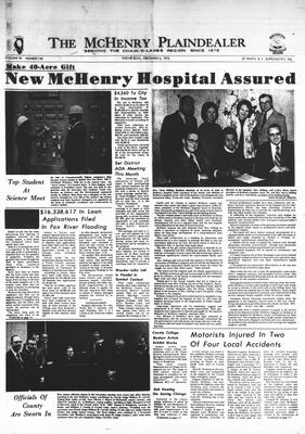 McHenry Plaindealer (McHenry, IL), 6 Dec 1972
