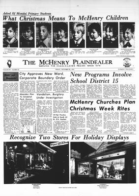 McHenry Plaindealer (McHenry, IL), 22 Dec 1972