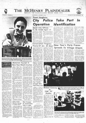 McHenry Plaindealer (McHenry, IL), 3 Jan 1973
