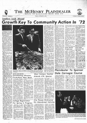 McHenry Plaindealer (McHenry, IL), 5 Jan 1973