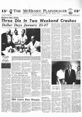 McHenry Plaindealer (McHenry, IL), 24 Jan 1973