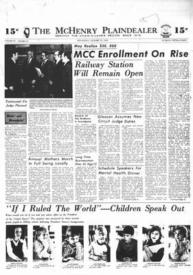 McHenry Plaindealer (McHenry, IL), 31 Jan 1973