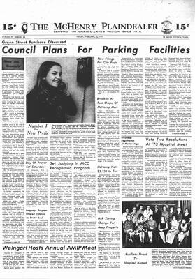 McHenry Plaindealer (McHenry, IL), 2 Feb 1973
