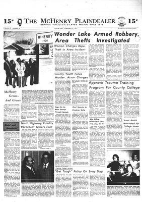 McHenry Plaindealer (McHenry, IL), 21 Feb 1973