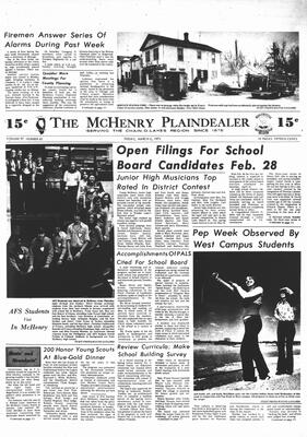 McHenry Plaindealer (McHenry, IL), 2 Mar 1973