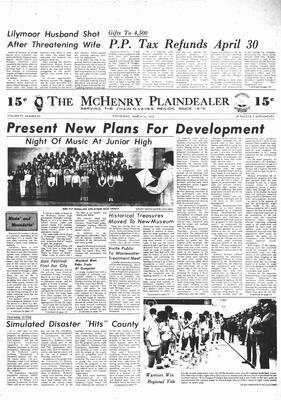 McHenry Plaindealer (McHenry, IL), 14 Mar 1973