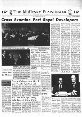 McHenry Plaindealer (McHenry, IL), 21 Mar 1973