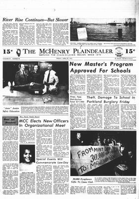McHenry Plaindealer (McHenry, IL), 27 Apr 1973