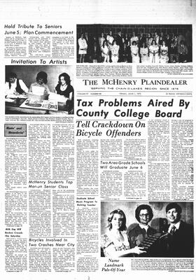 McHenry Plaindealer (McHenry, IL), 1 Jun 1973