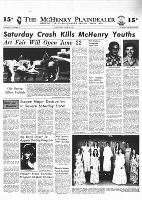 McHenry Plaindealer (McHenry, IL), 20 Jun 1973