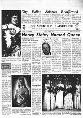 McHenry Plaindealer (McHenry, IL), 22 Jun 1973