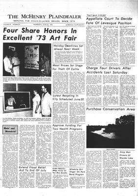 McHenry Plaindealer (McHenry, IL), 27 Jun 1973