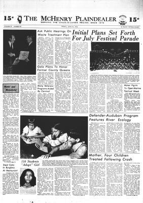 McHenry Plaindealer (McHenry, IL), 29 Jun 1973