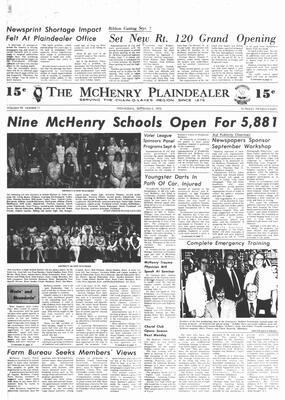 McHenry Plaindealer (McHenry, IL), 5 Sep 1973