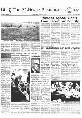 McHenry Plaindealer (McHenry, IL), 10 Oct 1973