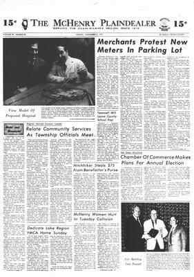 McHenry Plaindealer (McHenry, IL), 2 Nov 1973