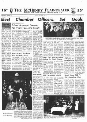 McHenry Plaindealer (McHenry, IL), 16 Nov 1973