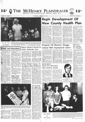 McHenry Plaindealer (McHenry, IL), 19 Dec 1973