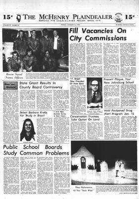 McHenry Plaindealer (McHenry, IL), 11 Jan 1974