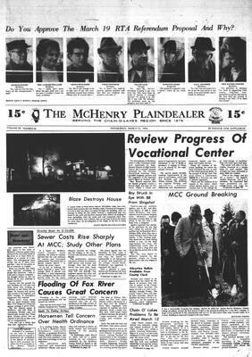 McHenry Plaindealer (McHenry, IL), 13 Mar 1974