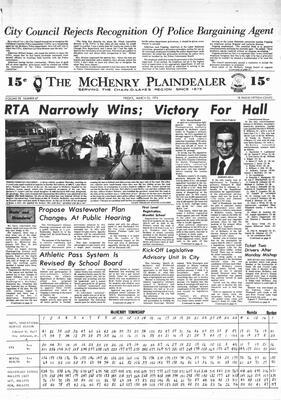McHenry Plaindealer (McHenry, IL), 22 Mar 1974