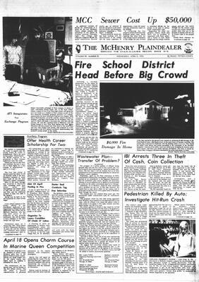 McHenry Plaindealer (McHenry, IL), 3 Apr 1974