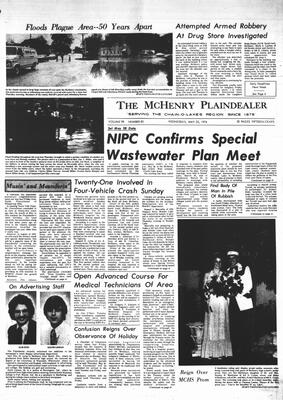 McHenry Plaindealer (McHenry, IL), 22 May 1974