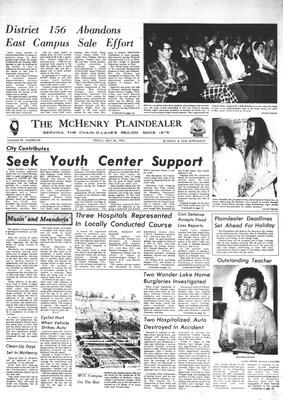 McHenry Plaindealer (McHenry, IL), 24 May 1974