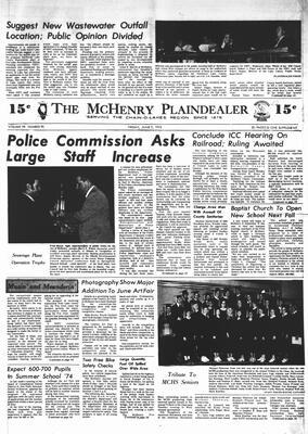 McHenry Plaindealer (McHenry, IL), 7 Jun 1974