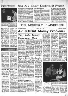 McHenry Plaindealer (McHenry, IL), 14 Jun 1974