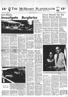 McHenry Plaindealer (McHenry, IL), 28 Jun 1974