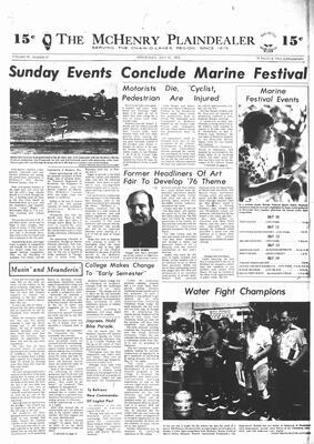 McHenry Plaindealer (McHenry, IL), 10 Jul 1974