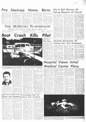 McHenry Plaindealer (McHenry, IL), 24 Jul 1974