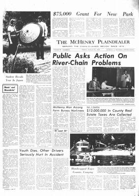 McHenry Plaindealer (McHenry, IL), 30 Aug 1974