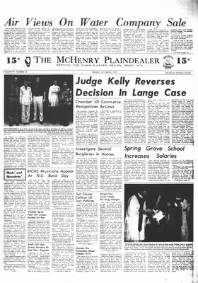 McHenry Plaindealer (McHenry, IL), 4 Oct 1974