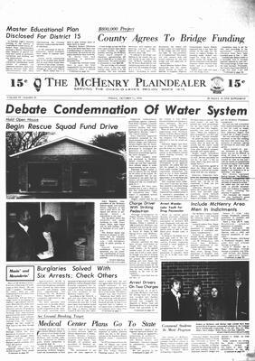 McHenry Plaindealer (McHenry, IL), 11 Oct 1974
