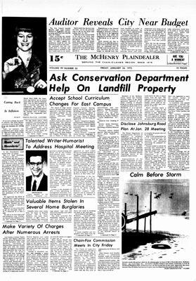 McHenry Plaindealer (McHenry, IL), 24 Jan 1975