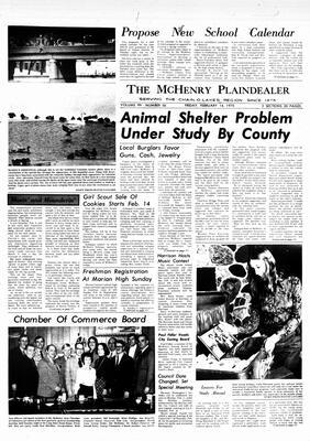 McHenry Plaindealer (McHenry, IL), 14 Feb 1975