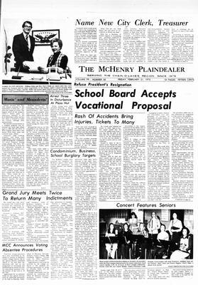 McHenry Plaindealer (McHenry, IL), 21 Feb 1975
