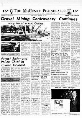 McHenry Plaindealer (McHenry, IL), 26 Feb 1975