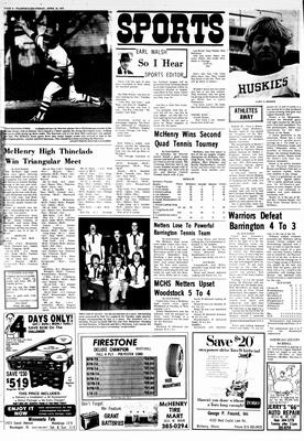 McHenry Plaindealer (McHenry, IL), 25 Apr 1975